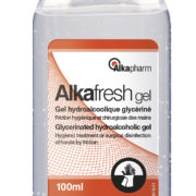 ALKAFRESH 100ML GUYANE SERVICE MEDICAL