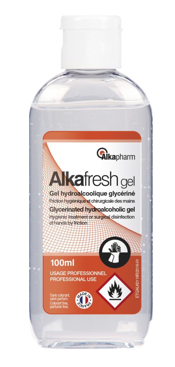 ALKAFRESH 100ML GUYANE SERVICE MEDICAL