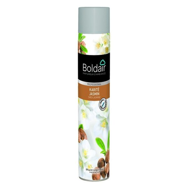 DESTRUCTEUR ODEUR BOLDAIR JASMIN 750ML GUYANE SERVICE MEDICAL
