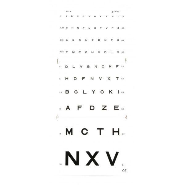 HOLXTESTVISO02 TEST VISION 3M GUYANE SERVICE MEDICAL